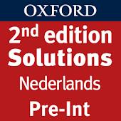 Solutions 2e editie VocApp Ned