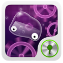 GOLocker BloodySweetLove Theme icon