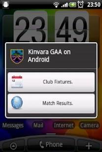gaa results app