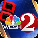 Hurricane Tracker WESH 2 icon