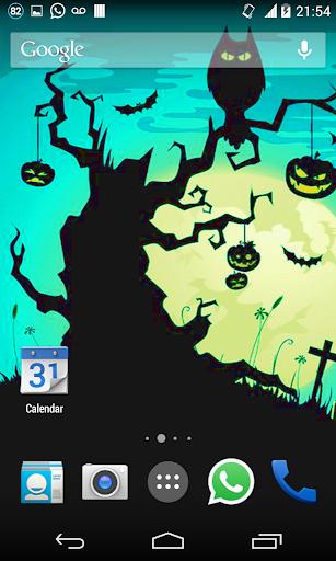 Halloween HD Live Wallpaper 7