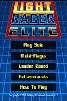 Screenshot of Light Racer Elite