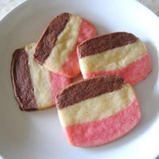 Neapolitan Cookies I Recipe
