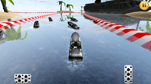 Motor Boat Race 3D