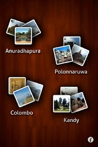 Visit Sri Lanka (Prototype) screenshot 0
