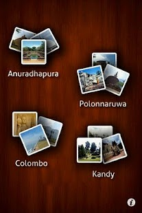 Visit Sri Lanka (Prototype) - screenshot thumbnail