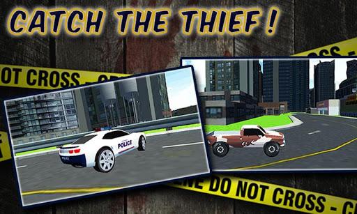 シーフコップデューティ3D VS警察