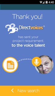 DirectVoices- screenshot thumbnail
