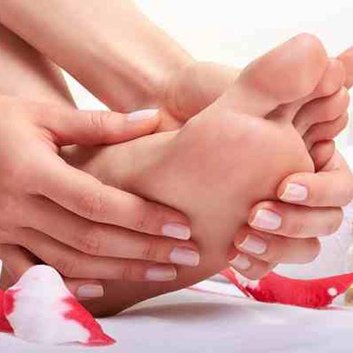 وصفات تنعيم القدمين