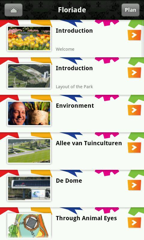 Floriade 2012 - Venlo (EN)- screenshot