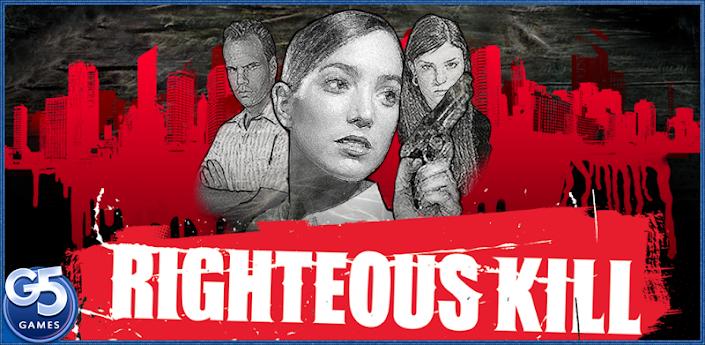 Righteous Kill v1.0 (Full/Unlocker) Apk Game Download