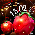 Strawberry Choco LW Trial for Android™