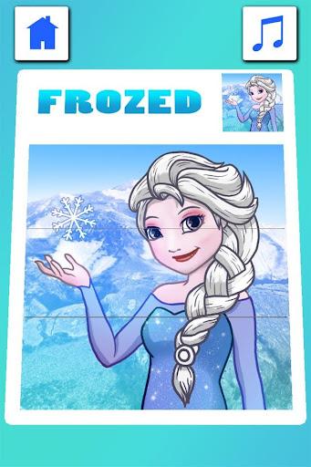 玩免費解謎APP|下載パズル Frozen app不用錢|硬是要APP