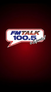 FM Talk 100.5 - screenshot thumbnail