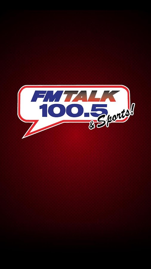 FM Talk 100.5 - screenshot