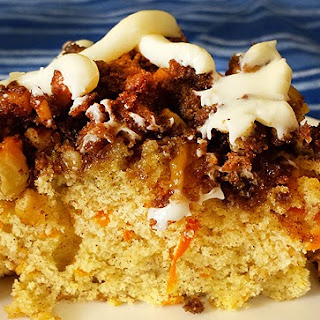 Carrot Coffee Cake.