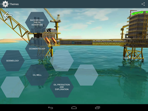 【免費教育App】Quest for Oil-APP點子