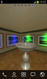 Virtual Photo Gallery 3D LWP - screenshot thumbnail