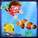 Kids Fishing Free games icon