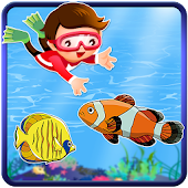 Kids Fishing Free games