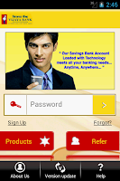 Screenshot of Vijaya Bank
