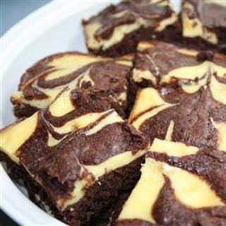 Cheesecake Brownies.