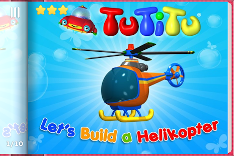 TuTiTu Helicopter - screenshot thumbnail