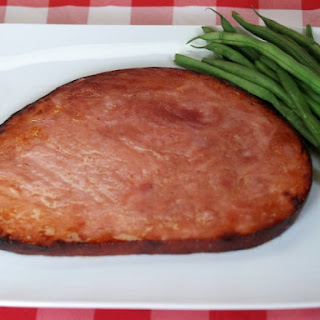 Honey Glazed Ham.