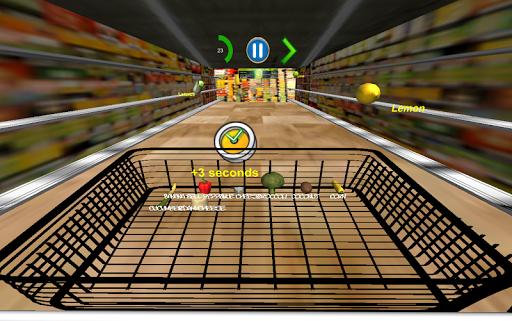 【免費家庭片App】Shopper Run Lite-APP點子