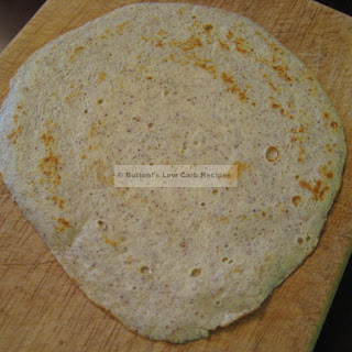 Not-Flour Tortillas