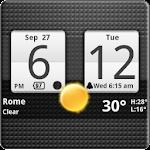 Sense Analog Clock Widget v4.2.3