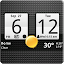Sense Analog Clock Widget APK for Blackberry