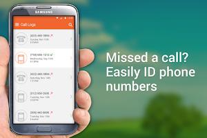 Screenshot of Intelius People Search/Call ID