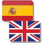 Spanish-English offline dict. icon