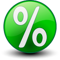 Percentage Calculator % icon