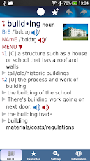 Oxford Advanced Learner's A-Z+ Screenshot 2