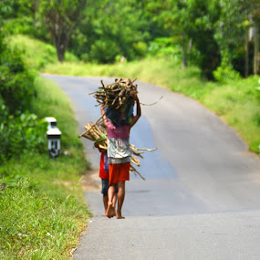 back to home by Rinal Dino - People Street & Candids ( landscape, people, culture, portrait )