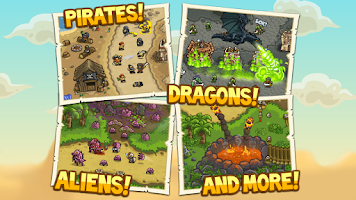 Screenshot of Kingdom Rush Frontiers