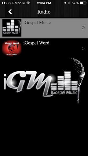 iGospel Music
