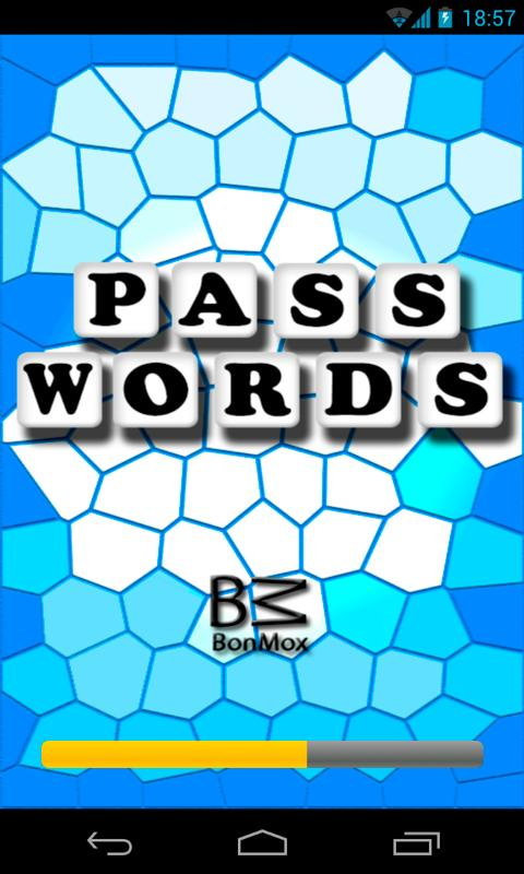 Passwords Free- screenshot