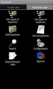 DMF Expenses (Free)- screenshot thumbnail