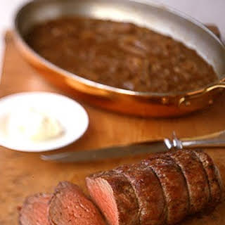 Beef Tenderloin Mustard Sauce Recipes.