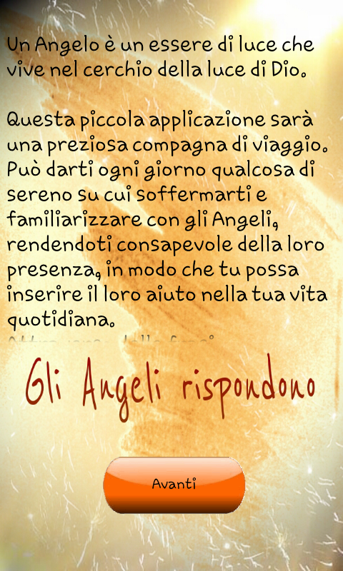 Gli Angeli Rispondono Free - screenshot