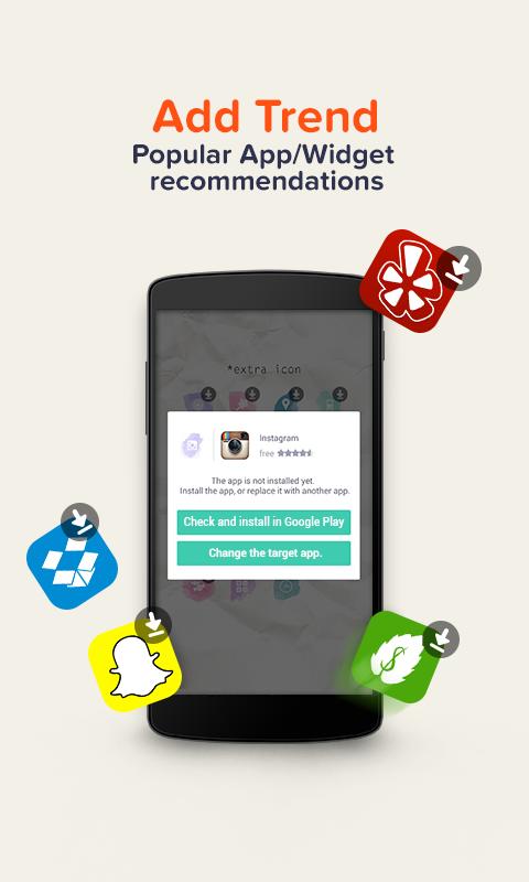 Buzz Launcher-Smart&Free Theme screenshot #5