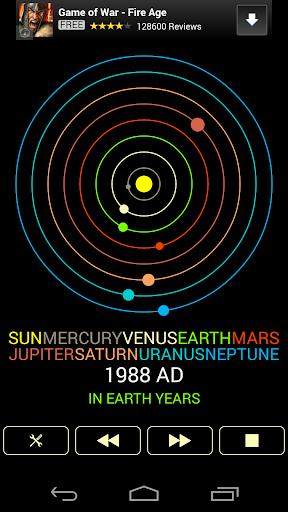 Planet Calendar