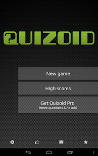 Quizoid (Trivia) - screenshot thumbnail