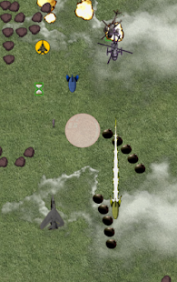 飛機野戰觸摸版 動作 App-癮科技App