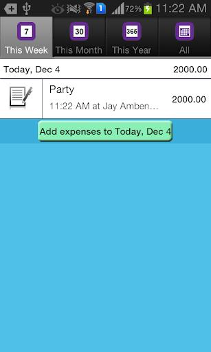 【免費財經App】Expense Tracker-APP點子
