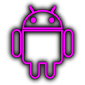 LightWorks Pink ADW Theme icon