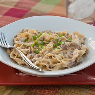 Ground Beef Cream Of Mushroom Soup Egg Noodles Recipes.